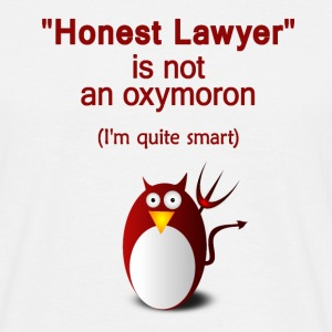 Honest Lawyer - T-shirt Homme