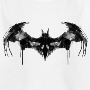 Batman Logo Dark Teenager T-Shirt - Teenager T-Shirt