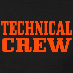 Technical Crew - Männer T-Shirt