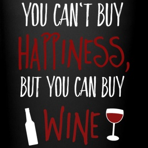 Cant buy happiness, but wine Mugs & Drinkware - Full Colour Mug