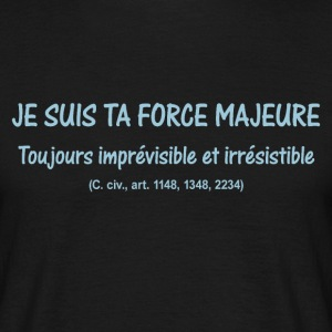 Force majeure - T-shirt Homme