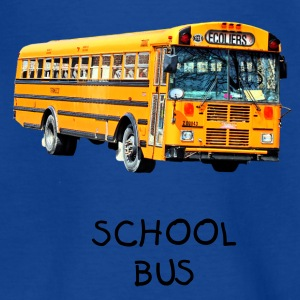 School bus - T-shirt Enfant