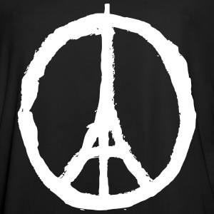 Maillot de football Homme - Peace for Paris - Maillot de football Homme