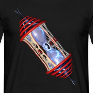 Timeless (Hourglass) - Mannen T-shirt