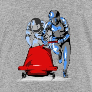 bobsleigh Shirts - Teenage Premium T-Shirt