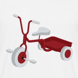 Red Tricycle - Herre-T-shirt