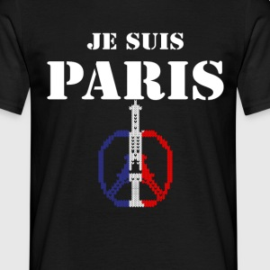 Je Suis Paris T-Shirts - Men's T-Shirt