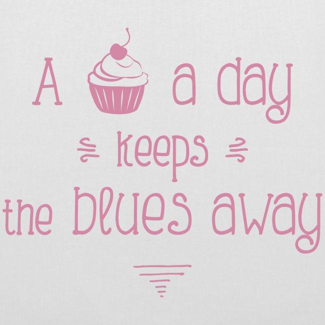 Tote Bag A Cupcake a Day