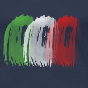 mexiko flagge mexico T-Shirts - Frauen Premium T-Shirt