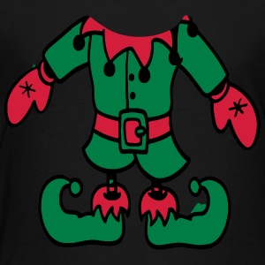 Christmas elves Shirts - Teenage Premium T-Shirt