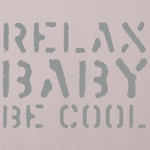 relax baby be cool Sonstige - Sofakissenbezug 44 x 44 cm