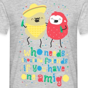 Amigos - best friends T-Shirts - Men's T-Shirt