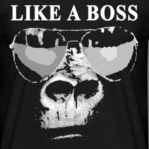 Gorilla Sunglasses like a Boss