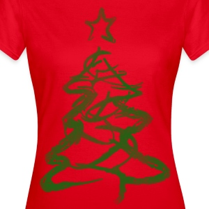 Christbaum T-Shirts - Frauen T-Shirt