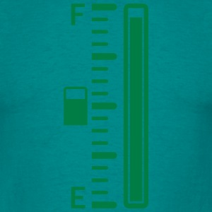 Tank full indicator bar tacho tachometer refuel sp T-Shirts - Men's T-Shirt