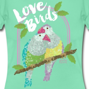 Animal Planet Women T-Shirt Birds - Women's T-Shirt