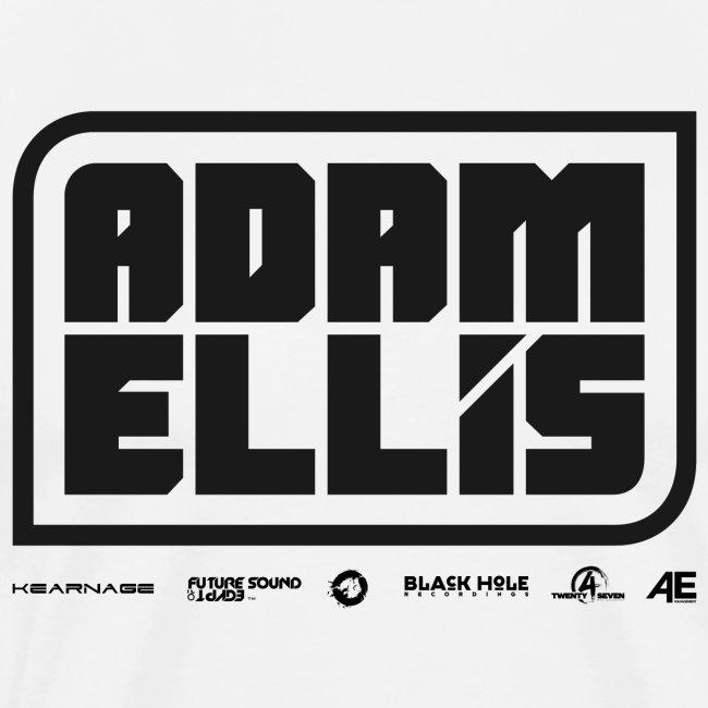 Adam Ellis - Mens - White (Classic Cut)