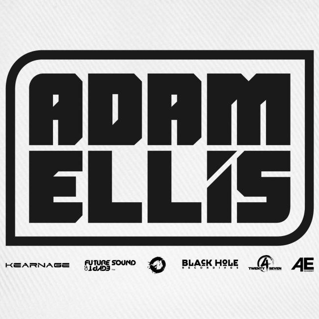 Adam Ellis Cap - White
