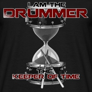 The Keeper of time T-Shirt - Männer T-Shirt