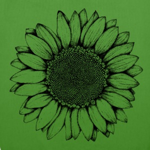 Sunflower - EarthPositive Tote Bag