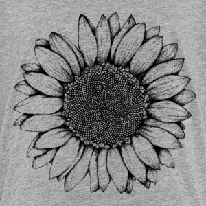 Sunflower - Teenage Premium T-Shirt