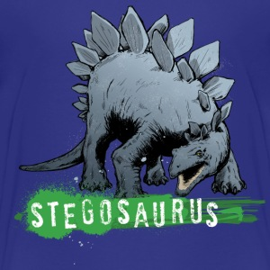 Animal Planet Kids T-Shirt Stegosaurus - Kids' Premium T-Shirt