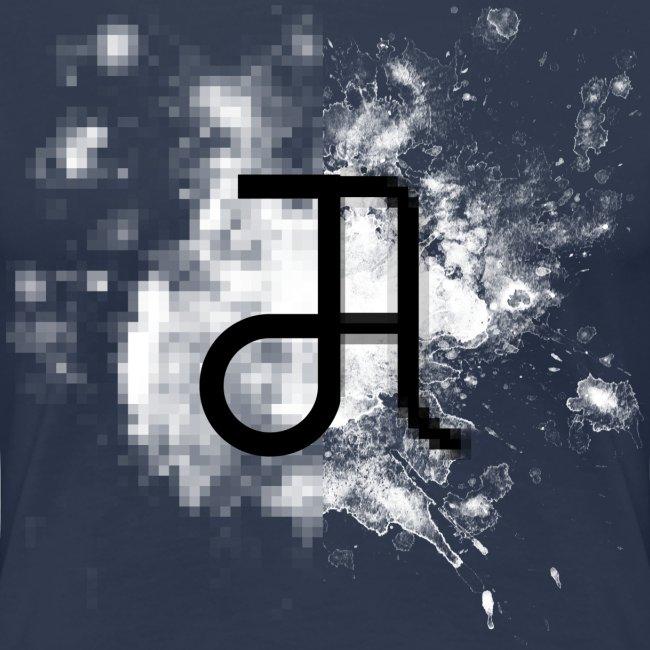 Glyphe Pixelart ♀