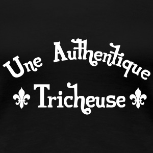 Tricheur / Tricheuse / Humour / Gaming / Ecole Tee shirts - T-shirt Premium Femme