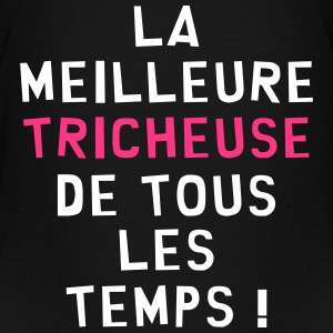Tricheur / Tricheuse / Humour / Gaming / Ecole Tee shirts - T-shirt Premium Ado