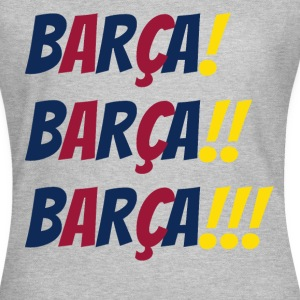 Barça Chant T-Shirts - Women's T-Shirt