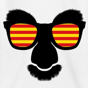 Catalan Mask Shirts - Teenage T-shirt