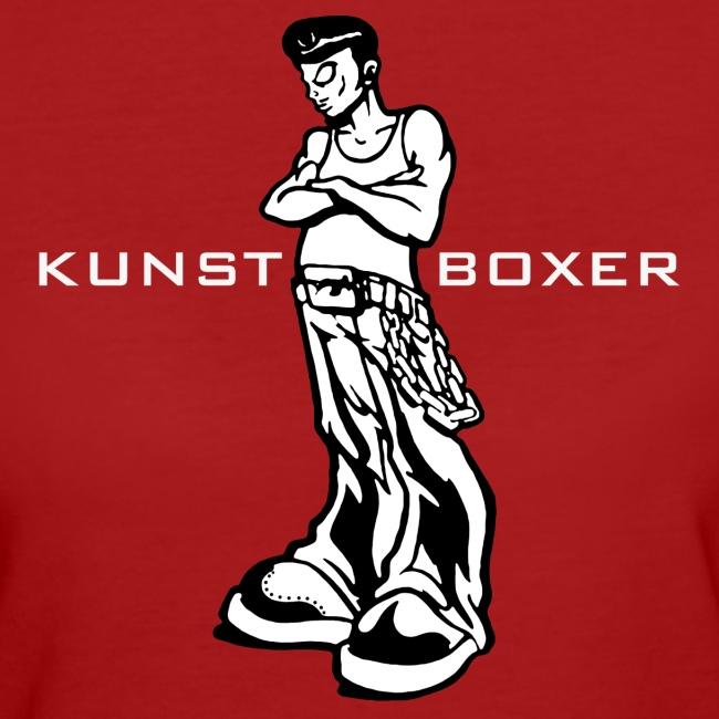 Kunstboxerin