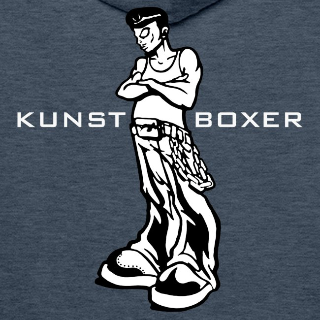 Kunstboxer Hoody
