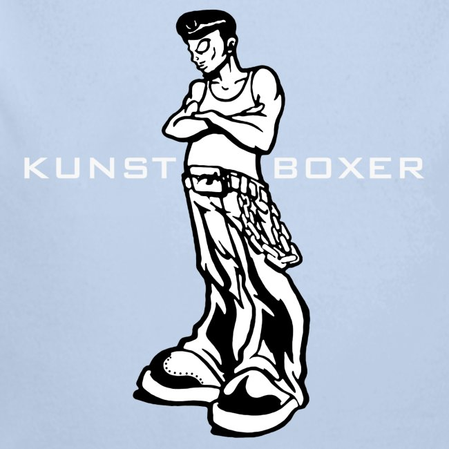 Kunstboxer Baby