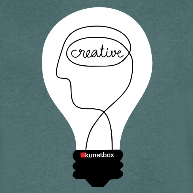 Kunstbox Kreativleuchte