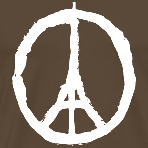 PRAY FOR PARIS - PEACE FOR PARIS Tee shirts - T-shirt Premium Homme