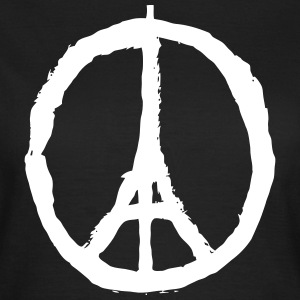 PRAY FOR PARIS - PEACE FOR PARIS Tee shirts - T-shirt Femme