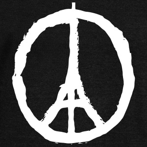 PRAY FOR PARIS - PEACE FOR PARIS Sweat-shirts - Pull Femme col bateau de Bella