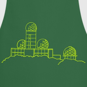 Listening station on Teufelsberg  Aprons - Cooking Apron