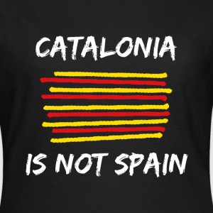 Catalonia Scratch T-Shirts - Women's T-Shirt
