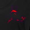 RotblütigerRevolutionshund - Frauen Bio-T-Shirt mit V-Ausschnitt von Stanley & Stella
