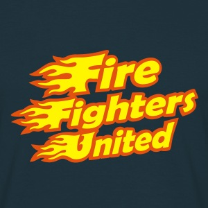 Fire Fighters United T-Shirts - Männer T-Shirt