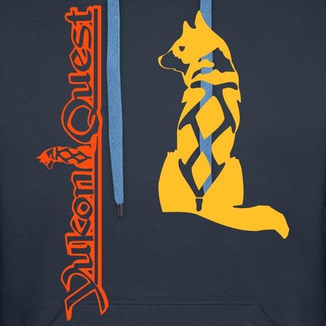 Yukon Quest 2016 Kapuzenpullover