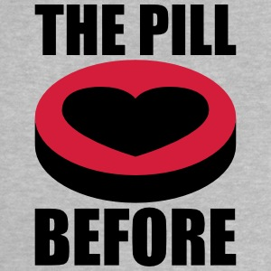 The pill before Baby shirts - Baby T-shirt