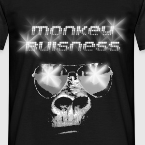 Monkey Business  T-Shirts - Men's T-Shirt