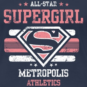 Supergirl Frauen T-Shirt All Star - Frauen Premium T-Shirt