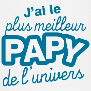 Plus meilleur papy Tee shirts manches longues Bébés - T-shirt manches longues Bébé