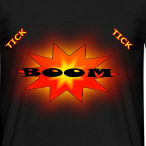 tick tick boom men - Männer T-Shirt