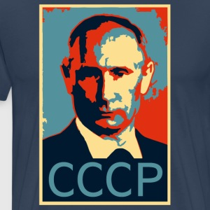 Putin Hope Style T-Shirts - Men's Premium T-Shirt