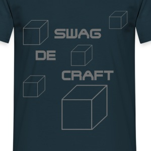 SWAG DE CRAFT - T-shirt Homme